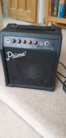 Guitar practice combo amp