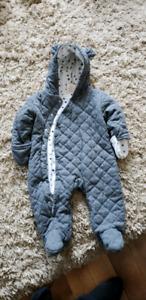 9-12 month snowsuit