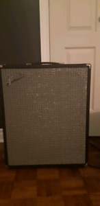 Fender rumble 200 amp