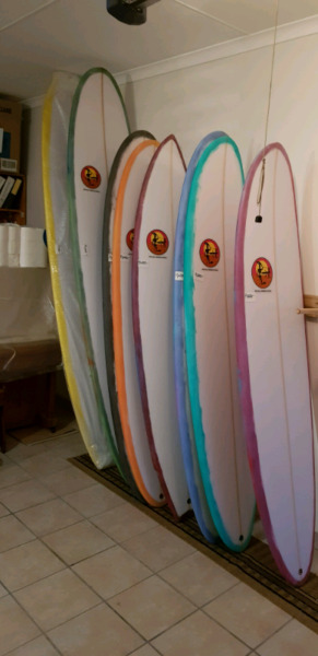 Surfboard RSS minimals and longboards