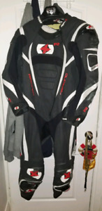 Oxford Motorcycle Racing Leather Suit