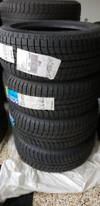 Brand New Michelin 205/55r16 FP Run-flat Winter Tires