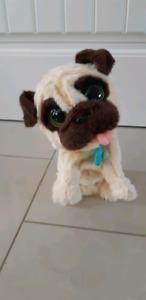 Fur Real Friend JJ the pug