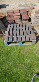 Brick coping stones/wall toppers <reclaimed