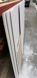 240x120x1cm Plasterboard