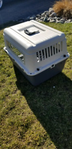 Portable pet kennel
