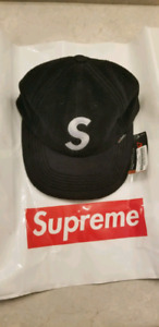 Supreme S Logo Polatec Hat