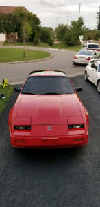 Classic RARE 1986 Nissan 300ZX Turbo. Priced for quick sale