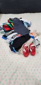 Boys Clothes & Shoes - Size 000 (50 plus x  items) Maryborough Fraser Coast Preview