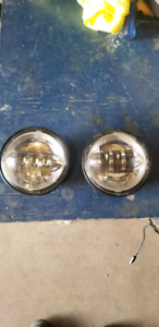 Harley Davidson LED Auxilliary Lights