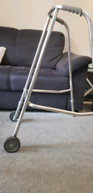 Walking frame assist domestic