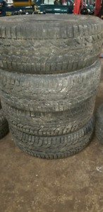 4 brand new Firestone winter force 2 tires for sale