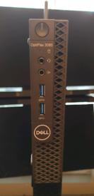 Dell Optiplex 3060 Micro Intel Core i5 8500T, 8GB RAM, 256GB M.2 SSD,