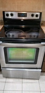 Stainless steel appliances for a quick sale