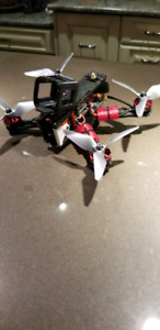 Qav R quadcopter Night vision.