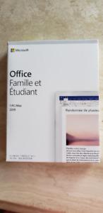 Office Famille et Étudiant 2019 PC/Mac