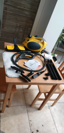 Polti Vaporetta Pocket steam cleaner & accessories NOT USED