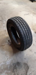 """4 Weather master s/t2 Cooper studded 16 """" winter tires"""