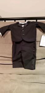 Tuxedo for baby