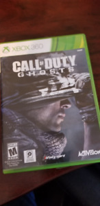 Xbox Call of Duty Ghosts