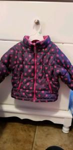 Size 2 winter coat