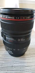 Canon EF 24-105mm f/4 IS Lens