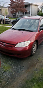 2005 civic need gone ASAP