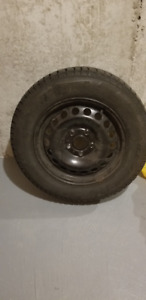 Pirelli Winter Tires , only 3000 KM wear,basically brand new