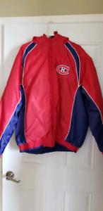 Manteau Canadiens de Montréal coat