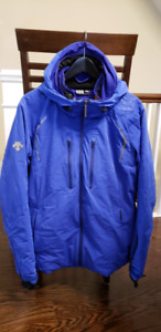 Descente Vulcan Insulated Ski Jacket Men's Medium