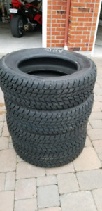 Pneu hiver /winter tire 205-65-16 comme neuf