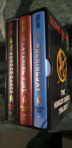 Hunger Games Hardcover trilogy
