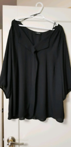 Black Blouse MBLM Pennington's