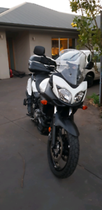 2013 Suzuki V-Strom (Only 11,000 km)