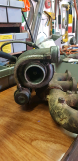 Hilux turbo kit Collie Collie Area Preview
