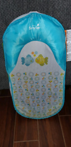 Baby bath and changing pad