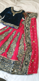 Doli wedding lehenga
