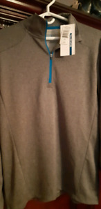 Mondetta Men's Size Small half zip Pullover