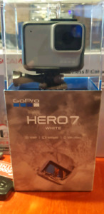 Brand new gopro 7 white sealed