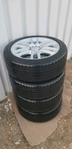 Goodyear Eagle Sport All Season Tires with Rims