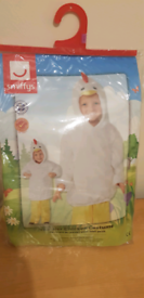 Toddler Chicken outfit