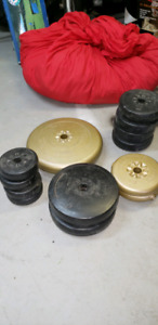 Assorted weights