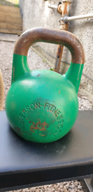 24KG Wolverson Fitness Competition Kettlebell
