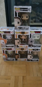 Funko Pops Asstd Lot