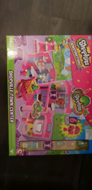 Shopkins shopville town center