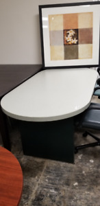 Rounded Office Desk/Table