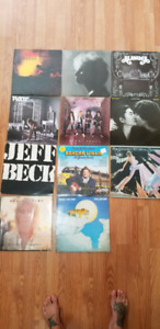 RECORDS $5-$10 each