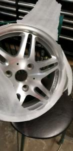 Brabus Smart Car Rims and Tires