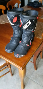 SIDI Motorcycle boots 10