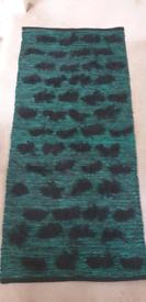 Reversible rug